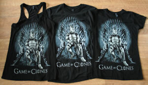 Game of Thrones / Star Wars T-shirt, tank NEW