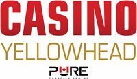 Casino Edmonton and Casino Yellowhead Job Fair!