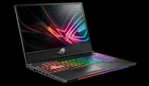 FT: Asus ROG Strix2 Gaming Laptop LOOKING FOR MacBook Pro2018
