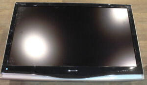 """SHARP AQUOS 42"""" TV (ALSO INCLUDED)"""
