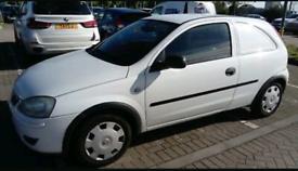 Vauxhall Corsa Van