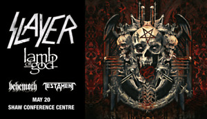 Slayer ticket (single)