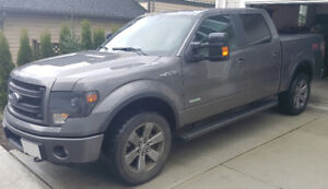 2013 Ford F-150 FX4 4x4 SuperCrew Cab
