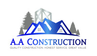 AA CONSTRUCTION SERVICES