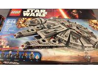 Lego Star Wars Millennium Falcon (NEW)