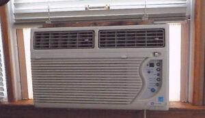 Air Conditioner, Through Wall or Window, 8,000 BTU