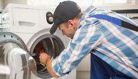 Professional Washer, Dryer and Appliance Repairs in GTA!