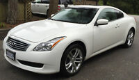 2009 Infiniti G37x AWD Coupe (2 door) MINT CONDITION