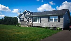 2 yr old home in Kinkora - REDUCED!!