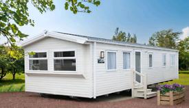 Caravan to rent at crimdon dene