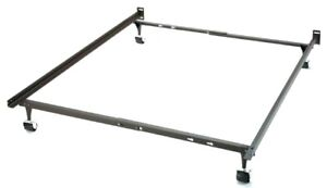 Metal Bed Frame (Double/Queen)