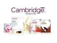 Cambridge Weight Plan- best plan in the UK