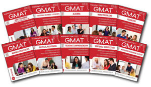 Complete GMAT Strategy Guide Set - 6th Edition - BRAND NEW