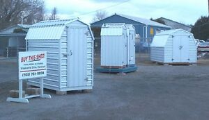 Pre-Fab Structures - ** Storage Sheds & Outhouses ** Peterborough Peterborough Area image 8