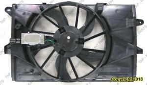 Cooling Fan Assembly 3.5L Ford Taurus X 2008-2009