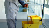 LOOKING FOR JANITORIAL SERVICES