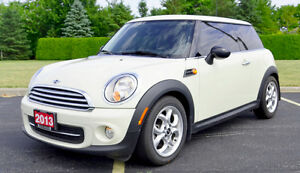 2013 MINI Mini Cooper Coupe **Only 21,000 km***Leather**sunoof**