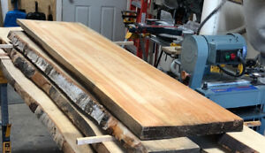 Large, wide clear FIR slab