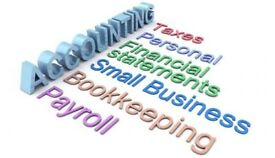 Accounts and Taxes. Sole trader and limited company accounts. Tax returns. Payroll. Book keeping