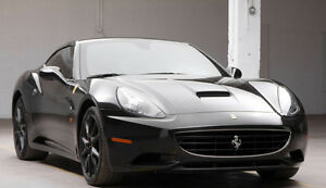 2010 Ferrari California F1. Luxury and exotic leasing