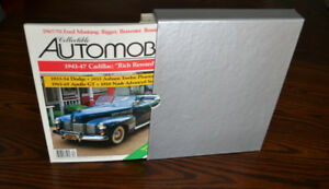 Collectible Automobile magazines - all the back issues from 1990