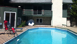 Ozone and UV system for pool - no chlorine