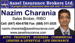 CAR AND HOME INSURANCE