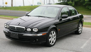 2002 Jaguar X-TYPE Type X Sedan