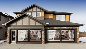 DOUBLE ATTACHED GARAGE DUPLEX IN SHERWOOD PARK