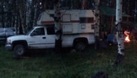 From our Tuck to Yours OKanagan Camper for trade
