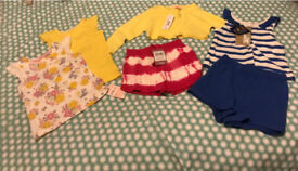 Bundle of 12-18 months clothes BNWT