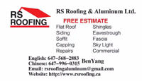 RELIABLE ROOFING SERVICE - FREE ESTIMATE - 6479960315