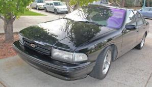 1996 Impala SS 147KM $16,500 Nevada Car