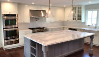 Cabinet Installer for new or renovated kitchens
