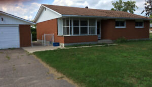 Four Bedroom House for Rent in Chalk River