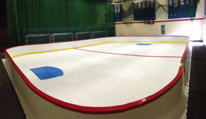 Synthetic Pro Ice New 4x4.5 ft  Sheets. $115 Fully Skatable.