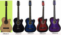 Only $110 For beginners acoustic guitar Brand New