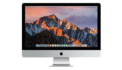 "Apple iMac 21.5"" Core i5 5th Gen 2.8 8GB 1TB  (Late 2015) A+Grade 12 M Warranty"