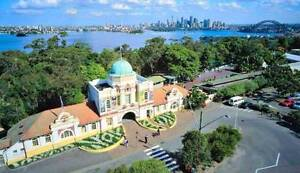 Two Sydney Taronga Zoo Adult Entry Ticket Pass Tickets + $25 Uber Lane Cove Lane Cove Area Preview