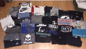 Huge lot of men's clothes - selling items individually!