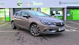 Vauxhall Astra ELITE NAV ** FINANCE AVAILABLE ** NO DEPOSIT **