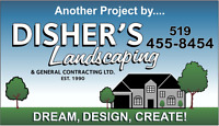 Lawn Maintenance/ Landscape Construction