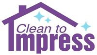 Hiring a part-time cleaner