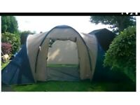 Eurohike Trent tent 4 person pluss accessories