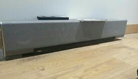 yamaha YST-FSW100 SUBWOOFER SYSTEM SOUND projector sound projector