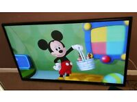 LG 50 inch supper slim line smart led wifi tv