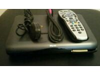 Digital Sky HD multi room box complete with remote