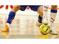 Futsal player wanted in Shrewsbury. Friendly matches. Futbol Sala