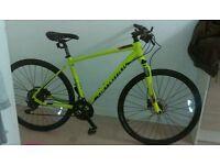Sp crosstrail elite eac push bike