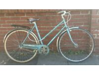 Ladies Dawes hybrid vintage townbike